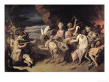 The Temptation of St. Anthony of Egypt Giclee Print by David Ryckaert III