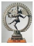 Shiva Nataraja, Tamil Nadu, Late Chola Giclee Print