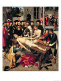 The Flaying of Sisamnes Giclee Print by Gerard David