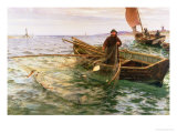 The Fisherman, 1888 Giclee Print by Charles Napier Hemy