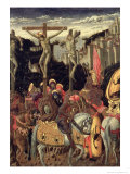 Crucifixion Giclee Print by Giovanni Boccati Or Boccatto