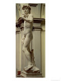 David, 1501-04 Giclee Print by  Michelangelo Buonarroti