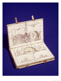 Tablet Sundial, circa 1599 Giclee Print by Paul Reinmann