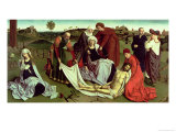 The Lamentation Over the Dead Christ Giclee Print by Petrus Christus