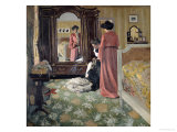 Interior, 1904 Giclee Print by F&#233;lix Vallotton
