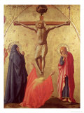Crucifixion, 1426 Giclee Print by Tommaso Masaccio