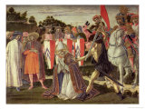 The Martyrdom of St. Fabian Giclee Print by Benvenuto Di Giovanni