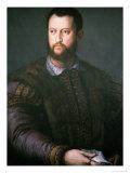 Portrait of Cosimo I De'Medici Giclee Print by Agnolo Bronzino