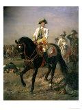 Field Marshal Baron Ernst Von Laudon, General in Seven Years' War and War of Bavarian Succession Giclee Print by Siegmund L'Allemand