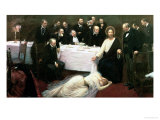 St. Mary Magdalene in the House of Simon the Pharisee, 1891 Giclee Print by Jean Béraud
