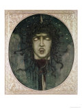 Medusa, 1919 Giclee Print by Glauco Cambon