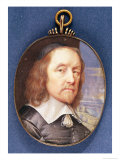 Portrait of Inigo Jones Giclee Print by Samuel Cooper
