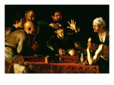 The Tooth Extraction Giclee Print by  Caravaggio