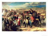 The Surrender of Bailen, 23rd July 1808 Premium Giclee Print by Jose Casado Del Alisal