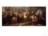 Entry of Henri IV into Paris, 22nd March 1594 Giclee Print by Francois Pascal Simon Baron Gerard