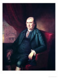 "Robert Morris, Known as the ""Financier of the American Revolution"" Giclee Print by Charles Willson Peale"