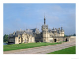 The Petit Chateau, Also Called the Chatelet or Capitainerie Giclee Print by Jean Bullant