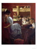 The Box by the Stalls, circa 1883 Giclee Print by Jean Béraud