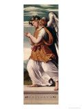An Angel Giclee Print by Giovanni Battista Moroni