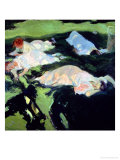 The Siesta, 1911 Giclee Print by Joaqu&#237;n Sorolla y Bastida