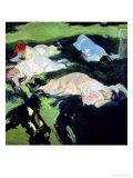The Siesta, 1911 Giclee Print by Joaquín Sorolla y Bastida