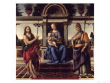 Madonna and Child Giclee Print by Andrea del Verrocchio