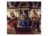 Madonna and Child Giclee Print by Andrea del Verrocchio