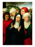 The Holy Women, Right Hand Panel of the Deposition Diptych, circa 1492-94 Giclee Print by Hans Memling