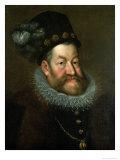 Rudolf II, 1600-3 Giclee Print by Hans von Aachen