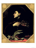 St. Casimir Giclee Print by Carlo Dolci
