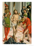 The Flagellation Giclee Print by Fernando Gallego