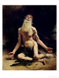 Job Giclee Print by Leon Joseph Florentin Bonnat