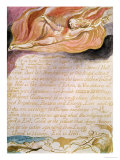 """The Marriage of Heaven and Hell; """"As a New Heaven is Begun"""", circa 1790 Giclée-Druck von William Blake"""