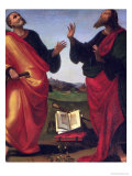 St. Peter and St. Paul Giclee Print by Ridolfo Ghirlandaio II