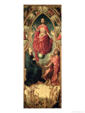 The Resurrection of Christ Giclee Print by Rogier van der Weyden