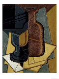 The Letter, 1921 Giclee Print by Juan Gris