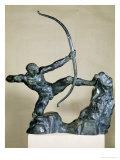 Herakles Archer, 1909 Giclee Print by Emile-antoine Bourdelle