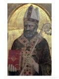St. Nicholas of Myra Giclee Print by  Pacino Di Buonaguida
