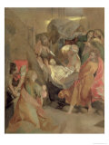 The Entombment of Christ Giclee Print by Federico Barocci