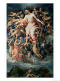 Angel Collecting Blood from the Wounds of Christ, 1543 Giclee Print by Lorenzo Lotto