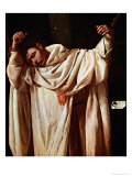 Beato Serapio, 1628 Giclee Print by Francisco de Zurbar&#225;n