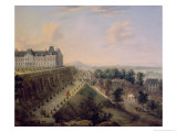 The Chateau de Meudon Giclee Print by Charles Leopold Grevenbroeck