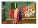 Cosmas and Damian Healing the Sick Giclee Print by Francesco Di Stefano Pesellino