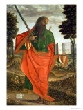 St. Paul, 1520 Giclee Print by Vittore Carpaccio