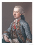 Joseph II Holy Roman Emperor and King of Germany, 1762 Giclee Print by Jean-Etienne Liotard