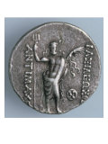 Four Drachma Piece, Reverse Depicting the Greek God Poseidon, 2nd Century BC Giclee Print