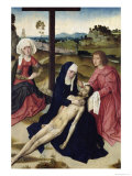 The Lamentation, circa 1455-60 Giclee Print by Dieric Bouts