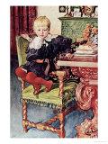 Gosta Giclee Print by Carl Larsson