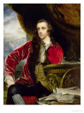 Portrait of Francis Russell, the Marquess of Tavistock Giclee Print by Joshua Reynolds