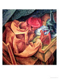The Drinker, 1914 Giclee Print by Umberto Boccioni